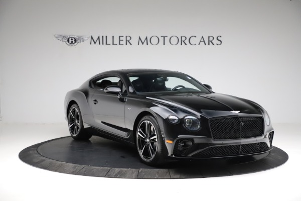 New 2021 Bentley Continental GT V8 for sale Call for price at Pagani of Greenwich in Greenwich CT 06830 11