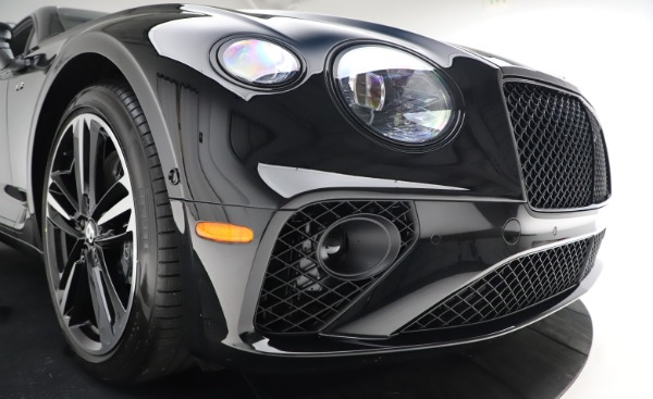 New 2021 Bentley Continental GT V8 for sale Call for price at Pagani of Greenwich in Greenwich CT 06830 17