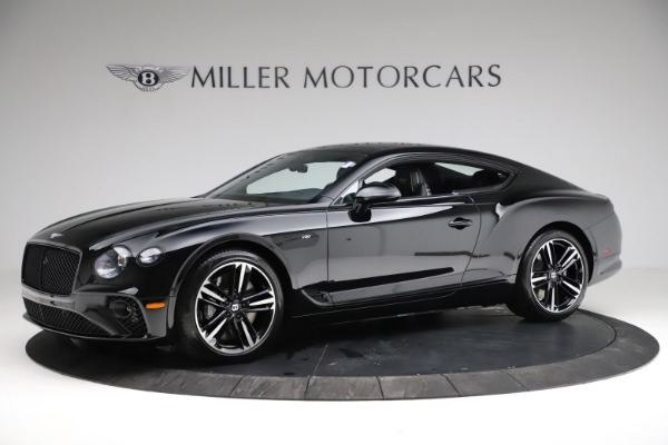 New 2021 Bentley Continental GT V8 for sale $254,095 at Pagani of Greenwich in Greenwich CT 06830 2