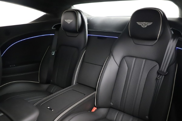 New 2021 Bentley Continental GT V8 for sale Call for price at Pagani of Greenwich in Greenwich CT 06830 22