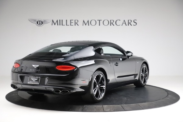 New 2021 Bentley Continental GT V8 for sale Call for price at Pagani of Greenwich in Greenwich CT 06830 7
