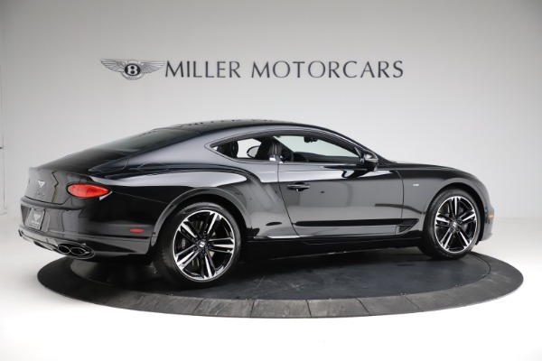 New 2021 Bentley Continental GT V8 for sale $254,095 at Pagani of Greenwich in Greenwich CT 06830 8