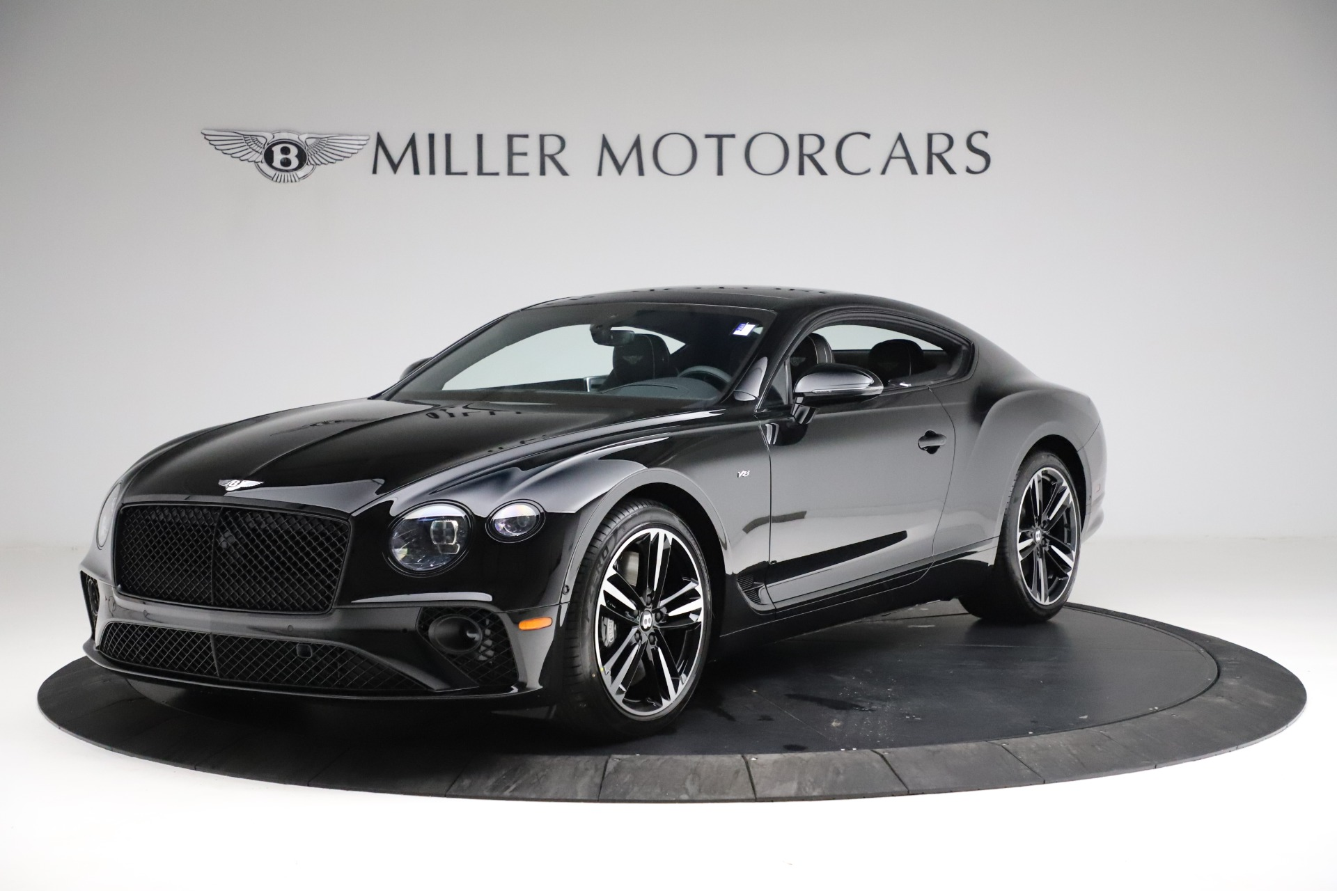New 2021 Bentley Continental GT V8 for sale Call for price at Pagani of Greenwich in Greenwich CT 06830 1