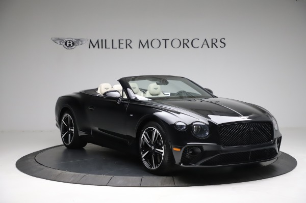 New 2021 Bentley Continental GT V8 for sale Sold at Pagani of Greenwich in Greenwich CT 06830 10