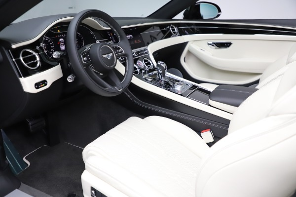 New 2021 Bentley Continental GT V8 for sale Sold at Pagani of Greenwich in Greenwich CT 06830 24