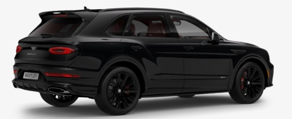 New 2021 Bentley Bentayga Speed Edition for sale $284,335 at Pagani of Greenwich in Greenwich CT 06830 3