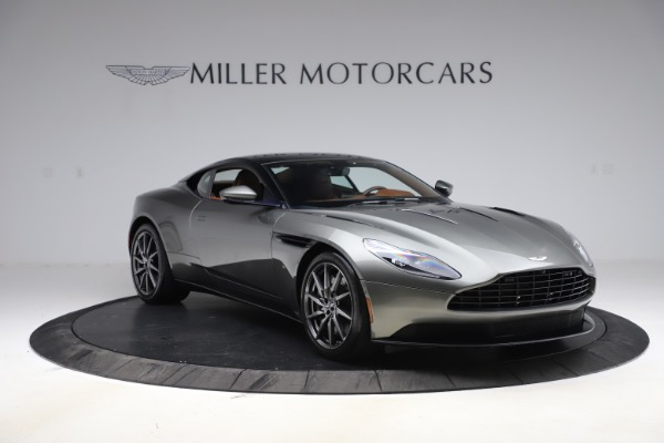 Used 2017 Aston Martin DB11 V12 Coupe for sale $134,900 at Pagani of Greenwich in Greenwich CT 06830 10