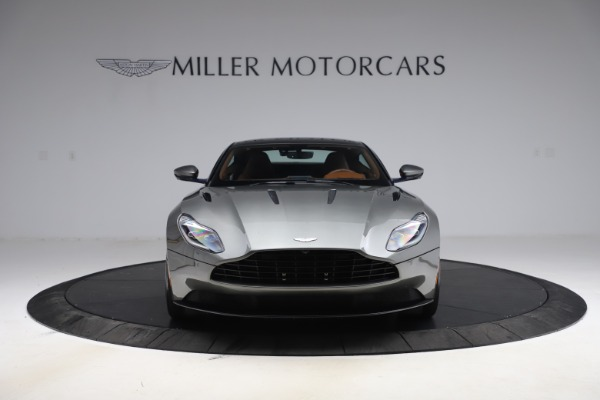 Used 2017 Aston Martin DB11 V12 Coupe for sale $134,900 at Pagani of Greenwich in Greenwich CT 06830 11