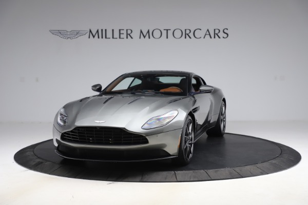 Used 2017 Aston Martin DB11 V12 Coupe for sale $134,900 at Pagani of Greenwich in Greenwich CT 06830 12