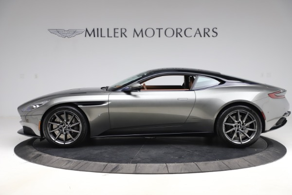 Used 2017 Aston Martin DB11 V12 Coupe for sale $134,900 at Pagani of Greenwich in Greenwich CT 06830 2