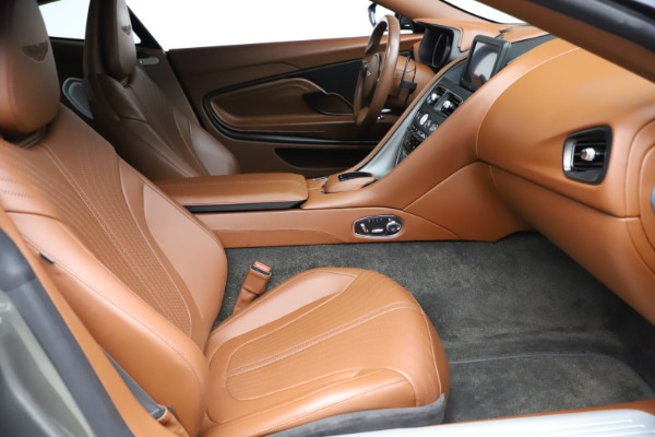 Used 2017 Aston Martin DB11 V12 Coupe for sale $134,900 at Pagani of Greenwich in Greenwich CT 06830 20