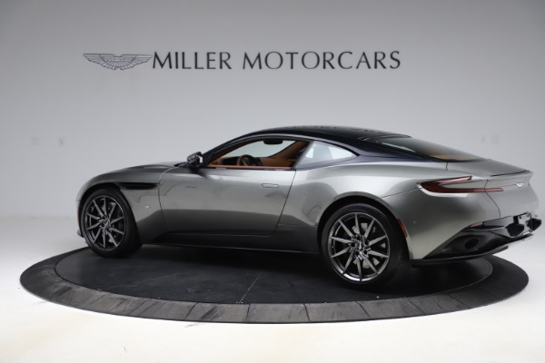 Used 2017 Aston Martin DB11 V12 Coupe for sale $134,900 at Pagani of Greenwich in Greenwich CT 06830 3