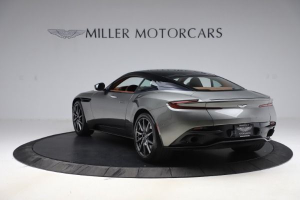 Used 2017 Aston Martin DB11 V12 Coupe for sale $134,900 at Pagani of Greenwich in Greenwich CT 06830 4