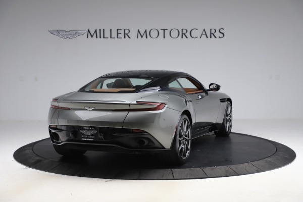 Used 2017 Aston Martin DB11 V12 Coupe for sale $134,900 at Pagani of Greenwich in Greenwich CT 06830 6