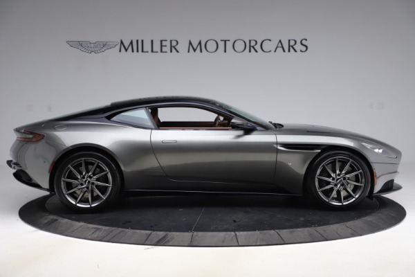 Used 2017 Aston Martin DB11 V12 Coupe for sale $134,900 at Pagani of Greenwich in Greenwich CT 06830 8