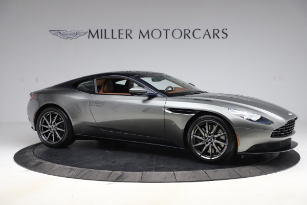 Used 2017 Aston Martin DB11 V12 Coupe for sale $134,900 at Pagani of Greenwich in Greenwich CT 06830 9