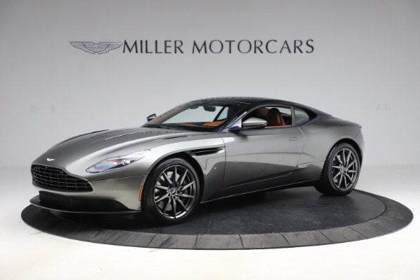 Used 2017 Aston Martin DB11 V12 Coupe for sale $134,900 at Pagani of Greenwich in Greenwich CT 06830 1