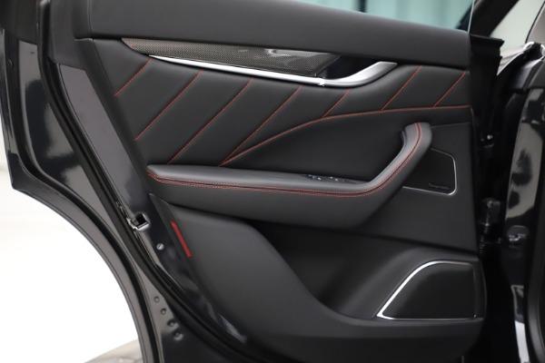 New 2021 Maserati Levante Q4 GranSport for sale $94,985 at Pagani of Greenwich in Greenwich CT 06830 20