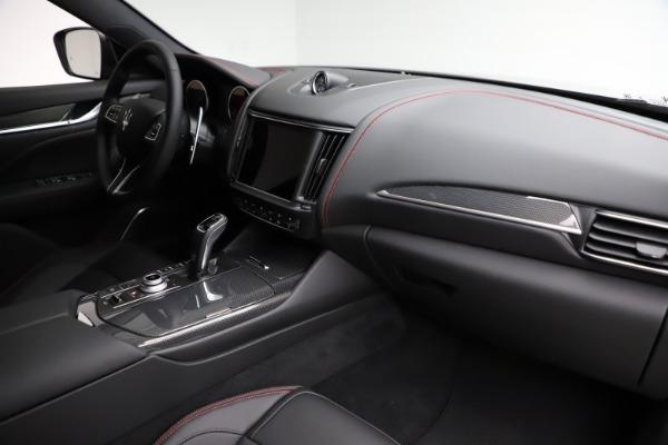 New 2021 Maserati Levante Q4 GranSport for sale $94,985 at Pagani of Greenwich in Greenwich CT 06830 21