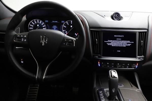 New 2021 Maserati Levante Q4 GranSport for sale $94,985 at Pagani of Greenwich in Greenwich CT 06830 25