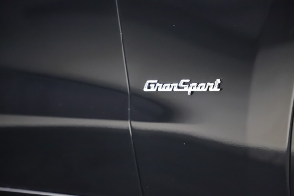 New 2021 Maserati Levante Q4 GranSport for sale $94,985 at Pagani of Greenwich in Greenwich CT 06830 27