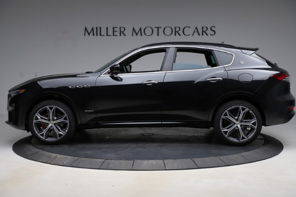 New 2021 Maserati Levante Q4 GranSport for sale $94,985 at Pagani of Greenwich in Greenwich CT 06830 3