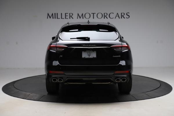 New 2021 Maserati Levante Q4 GranSport for sale $94,985 at Pagani of Greenwich in Greenwich CT 06830 6