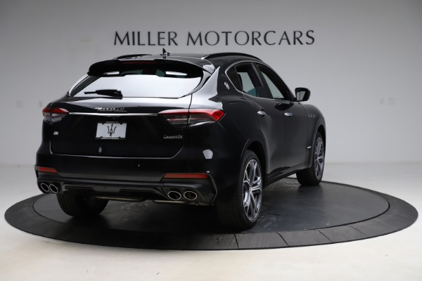 New 2021 Maserati Levante Q4 GranSport for sale $94,985 at Pagani of Greenwich in Greenwich CT 06830 7