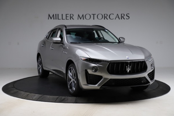 New 2021 Maserati Levante Q4 GranSport for sale $93,585 at Pagani of Greenwich in Greenwich CT 06830 11