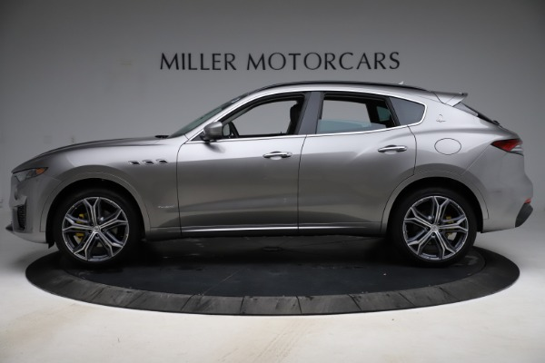 New 2021 Maserati Levante Q4 GranSport for sale $93,585 at Pagani of Greenwich in Greenwich CT 06830 3