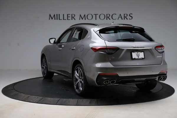 New 2021 Maserati Levante Q4 GranSport for sale $93,585 at Pagani of Greenwich in Greenwich CT 06830 4