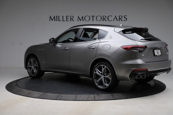 New 2021 Maserati Levante Q4 GranSport for sale $93,585 at Pagani of Greenwich in Greenwich CT 06830 5