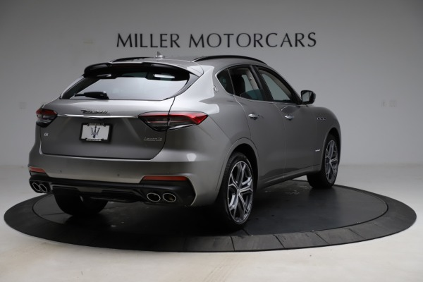 New 2021 Maserati Levante Q4 GranSport for sale $93,585 at Pagani of Greenwich in Greenwich CT 06830 7