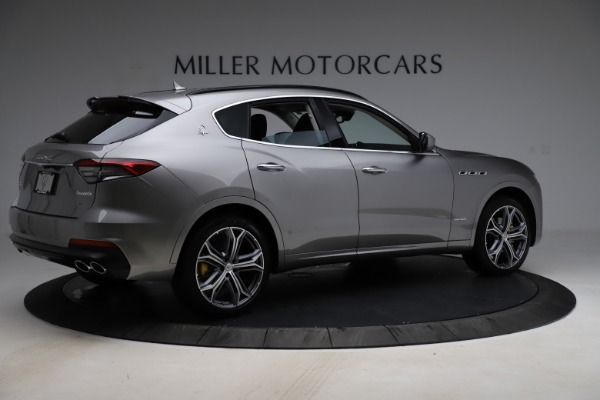 New 2021 Maserati Levante Q4 GranSport for sale $93,585 at Pagani of Greenwich in Greenwich CT 06830 8