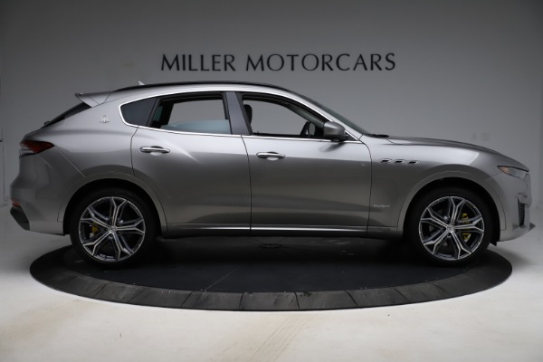 New 2021 Maserati Levante Q4 GranSport for sale $93,585 at Pagani of Greenwich in Greenwich CT 06830 9
