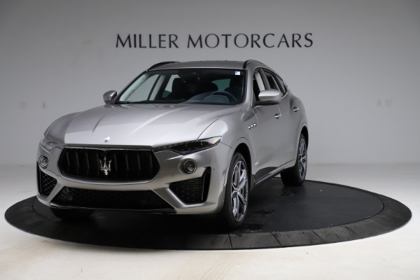 New 2021 Maserati Levante Q4 GranSport for sale $93,585 at Pagani of Greenwich in Greenwich CT 06830 1