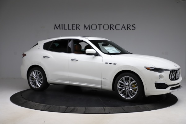 New 2021 Maserati Levante Q4 GranLusso for sale $89,535 at Pagani of Greenwich in Greenwich CT 06830 10