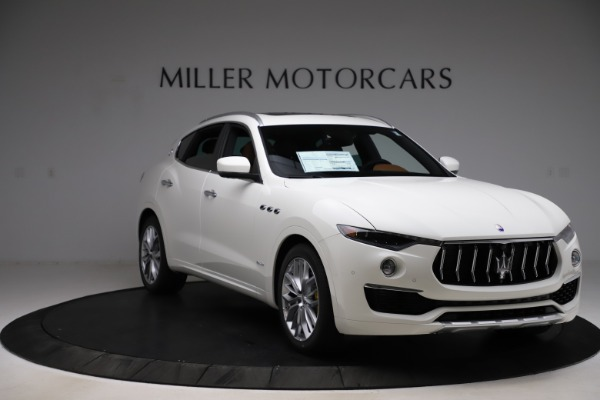 New 2021 Maserati Levante Q4 GranLusso for sale $89,535 at Pagani of Greenwich in Greenwich CT 06830 11