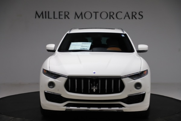 New 2021 Maserati Levante Q4 GranLusso for sale $89,535 at Pagani of Greenwich in Greenwich CT 06830 12