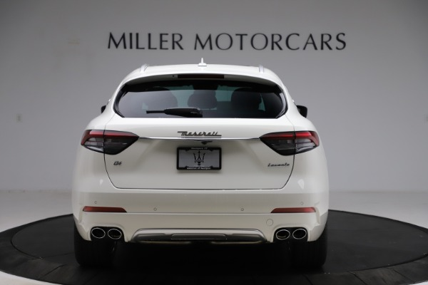 New 2021 Maserati Levante Q4 GranLusso for sale $89,535 at Pagani of Greenwich in Greenwich CT 06830 6
