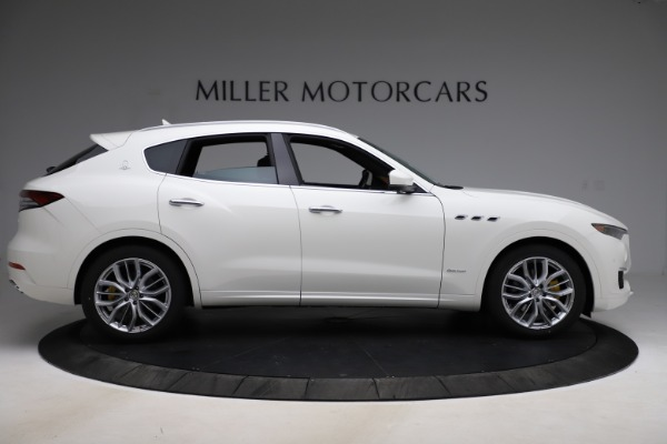 New 2021 Maserati Levante Q4 GranLusso for sale $89,535 at Pagani of Greenwich in Greenwich CT 06830 9