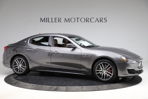 New 2021 Maserati Ghibli S Q4 GranLusso for sale Sold at Pagani of Greenwich in Greenwich CT 06830 10