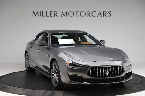 New 2021 Maserati Ghibli S Q4 GranLusso for sale Sold at Pagani of Greenwich in Greenwich CT 06830 11