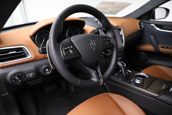 New 2021 Maserati Ghibli S Q4 GranLusso for sale Sold at Pagani of Greenwich in Greenwich CT 06830 17