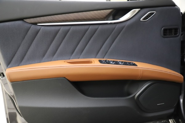 New 2021 Maserati Ghibli S Q4 GranLusso for sale Sold at Pagani of Greenwich in Greenwich CT 06830 18