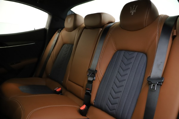New 2021 Maserati Ghibli S Q4 GranLusso for sale Sold at Pagani of Greenwich in Greenwich CT 06830 21