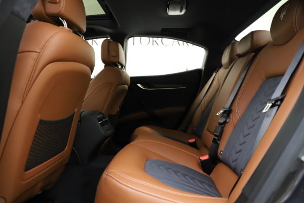 New 2021 Maserati Ghibli S Q4 GranLusso for sale Sold at Pagani of Greenwich in Greenwich CT 06830 22