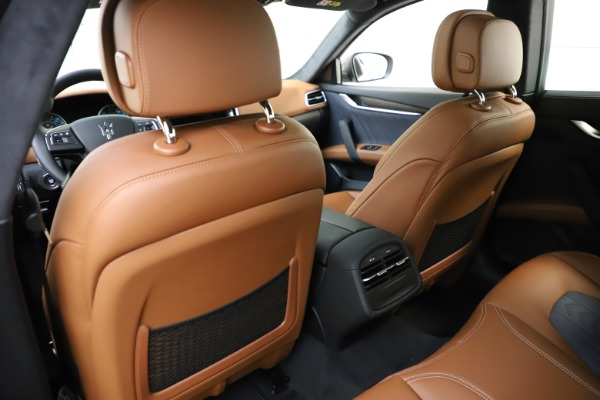 New 2021 Maserati Ghibli S Q4 GranLusso for sale Sold at Pagani of Greenwich in Greenwich CT 06830 23