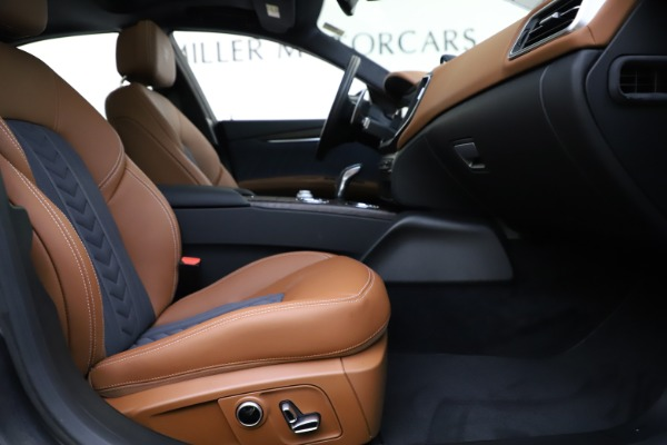 New 2021 Maserati Ghibli S Q4 GranLusso for sale Sold at Pagani of Greenwich in Greenwich CT 06830 25