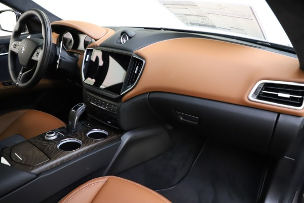 New 2021 Maserati Ghibli S Q4 GranLusso for sale Sold at Pagani of Greenwich in Greenwich CT 06830 26